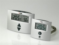 Funk-Küchenthermometer / Bratenthermometer by Bengt EK Design