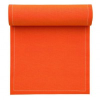 MYdrap Baumwoll Lunch-Servietten 20 x 20 cm orange 001
