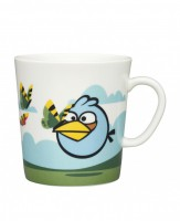 Angry Birds Becher The Blues