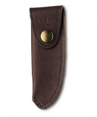 Forge de Laguiole Belt Case Buron brown – image 1