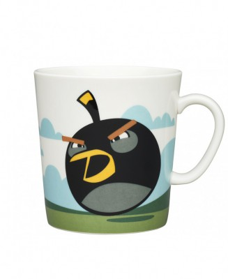 Angry Birds Becher Bomb
